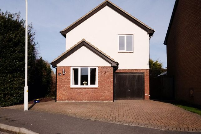 Thumbnail Detached house for sale in Barlows Reach, Chelmer Village, Chelmsford