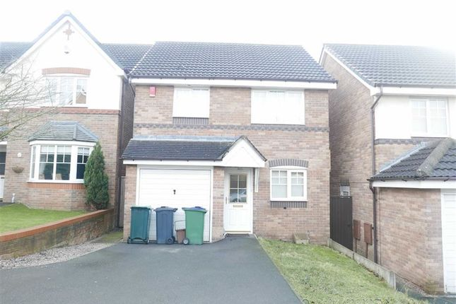Thumbnail Detached house to rent in Edelweiss Close, Walsall