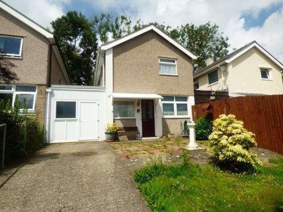 Thumbnail Link-detached house for sale in Llwyn Hudol, Bangor, Gwynedd