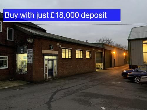 Thumbnail Parking/garage for sale in Manchester Road, Bury