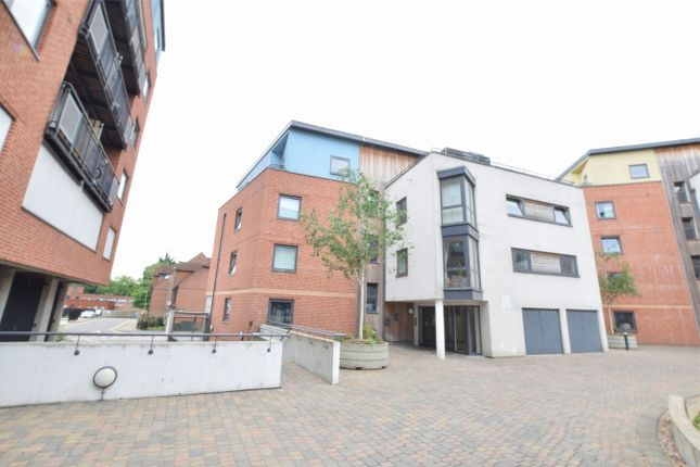 Thumbnail Flat for sale in Southwell Park Road, Camberley, Surrey