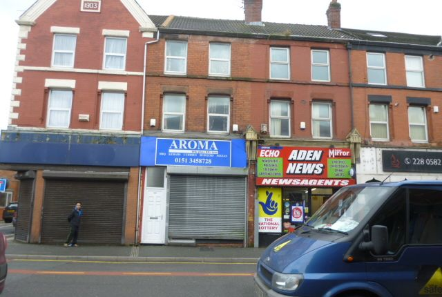 Thumbnail Flat for sale in Prescot Road, Liverpool