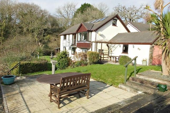 Thumbnail Detached house for sale in Horsemoor, Incline Way, Saundersfoot, Pembrokeshire