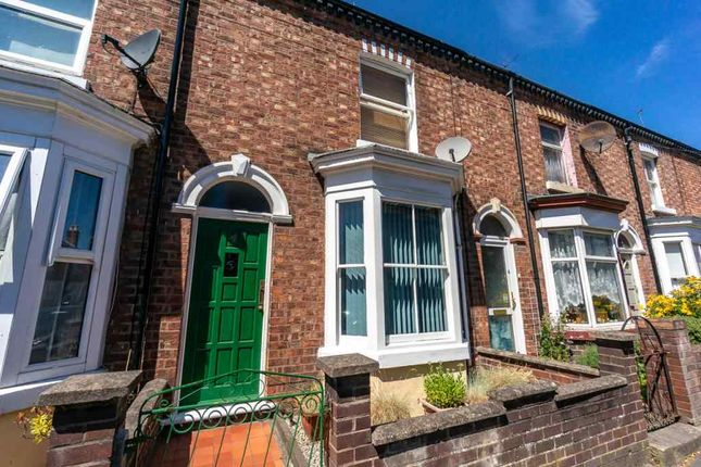 Thumbnail Terraced house for sale in Queen Street, Shrewsbury