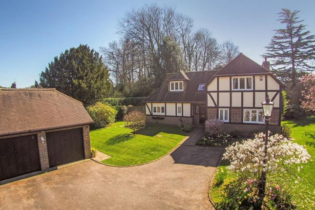 4 bed detached house for sale in Lime Chase, Fryern Road, Storrington, West Sussex RH20