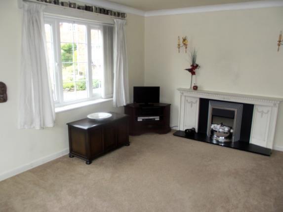 Lounge of Barrymore Court, Grappenhall, Warrington, Cheshire WA4