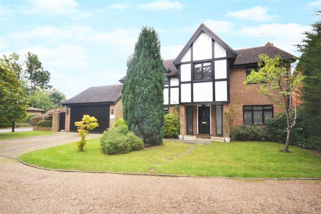 Thumbnail Detached house for sale in Ashley Drive, Osterley, Isleworth