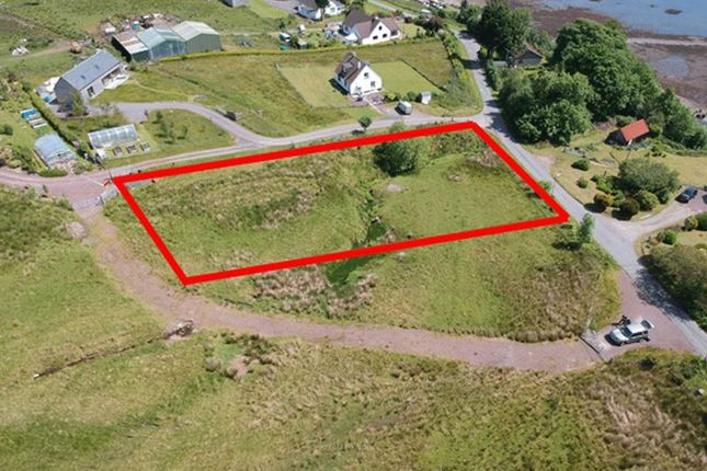 Thumbnail Land for sale in Croft Road, Lochcarron, Strathcarron