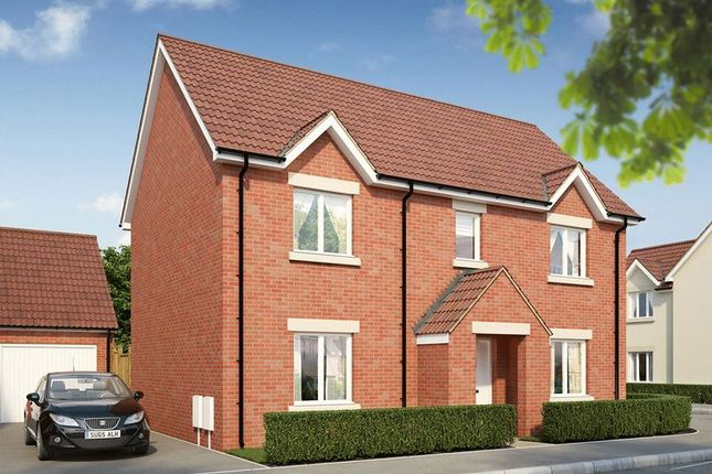Thumbnail Detached house for sale in Cleeve View, Bishops Cleeve, Cheltenham