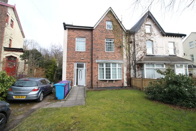 Thumbnail Semi-detached house for sale in Moss Lane, Orrell Park, Liverpool
