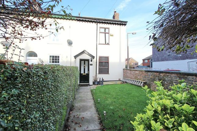 Thumbnail End terrace house to rent in Hollins Lane, Hollins, Bury