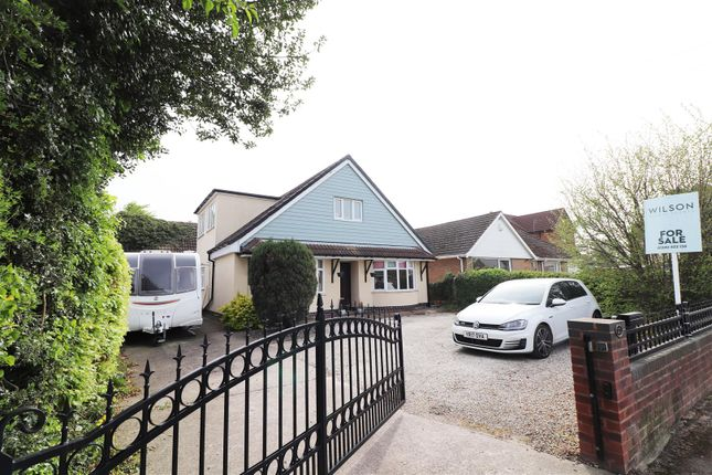 Thumbnail Detached bungalow for sale in Main Street, Palterton, Chesterfield