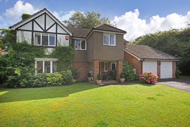 Thumbnail Detached house to rent in Redwood Drive, Sunningdale, Ascot