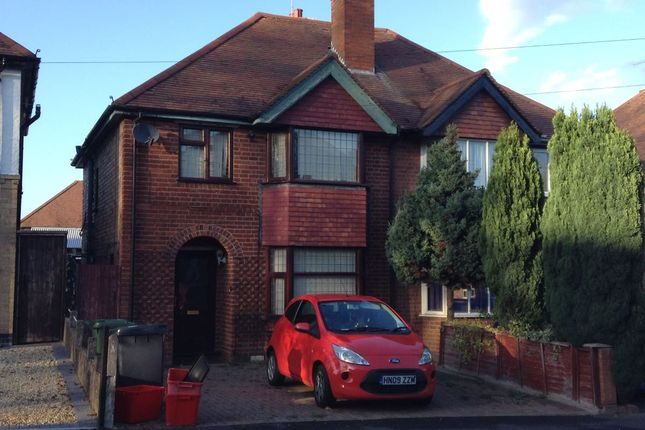 Thumbnail Semi-detached house to rent in 53 Claremont Road, Leamington Spa