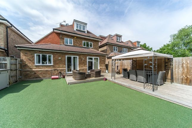 Thumbnail Detached house for sale in Copperbeech Close, Borden Lane, Sittingbourne, Kent