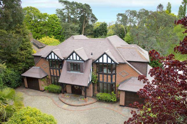 Thumbnail Detached house for sale in Orpington Road, Chislehurst