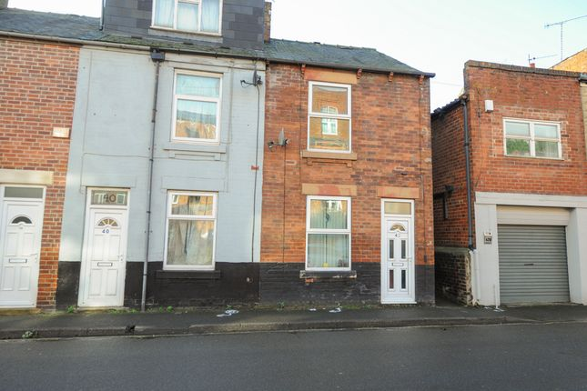 Thumbnail End terrace house to rent in Chester Street, Brampton, Chesterfield