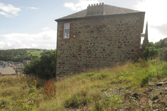 Side View of Land At Academy Road, Rothesay, Isle Of Bute PA20