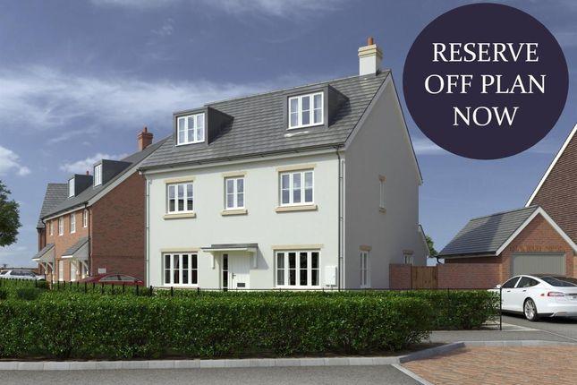 5 bed detached house for sale in Linnet Lane, Amberstone, Hailsham BN27