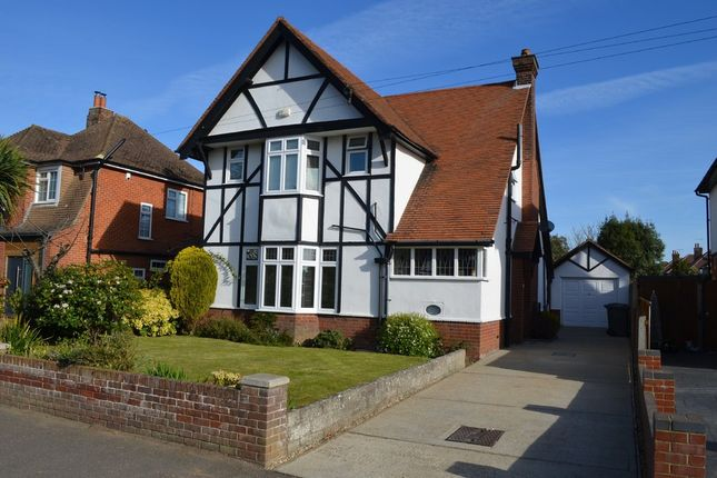 Thumbnail Detached house for sale in High Road East, Old Felixstowe, Felixstowe