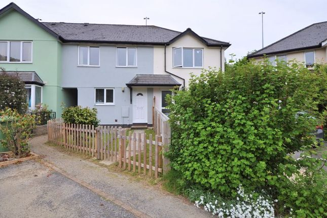 3 bed terraced house for sale in Rangers Close, Buckfastleigh TQ11