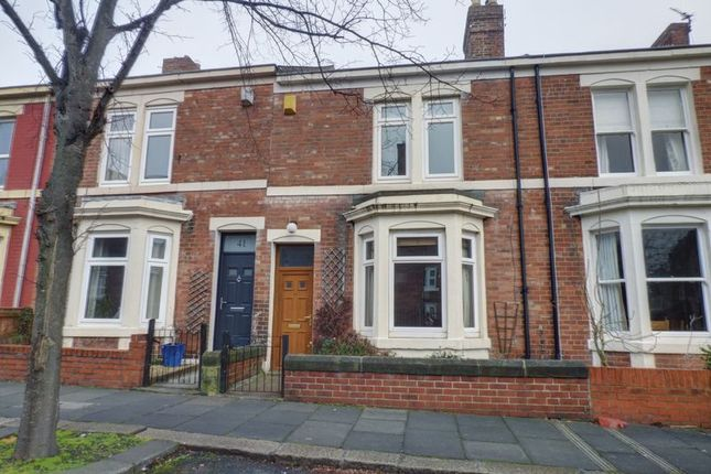 3 bed terraced house for sale in Tenth Avenue, Heaton, Newcastle Upon Tyne