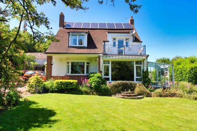 Thumbnail Detached house for sale in Hiley Avenue, Gilwern, Abergavenny