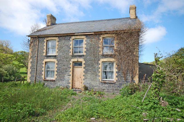 Thumbnail Farm for sale in Chancery, Llanfarian, Aberystwyth