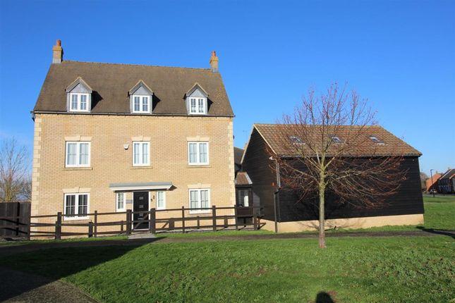 Thumbnail Detached house for sale in Longmeadow Drive, Wilstead, Bedford