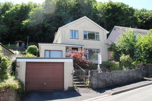 Thumbnail Detached house for sale in Morfa Lodge Estate, Porthmadog