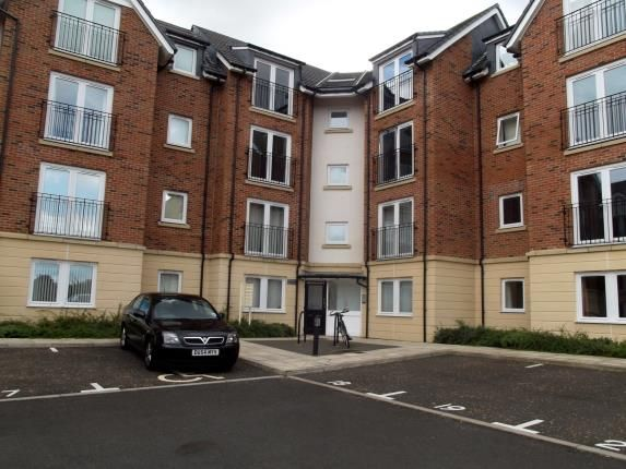 Thumbnail Flat for sale in Shepherds Court, Gilesgate, Durham, County Durham
