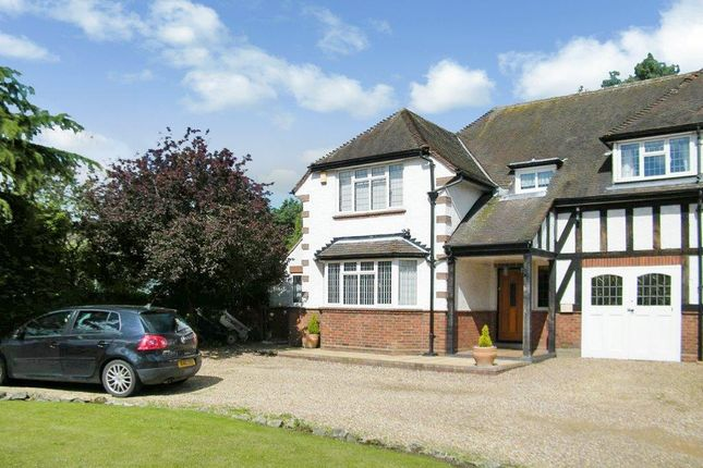 Thumbnail Semi-detached house for sale in Manthorpe Road, Grantham