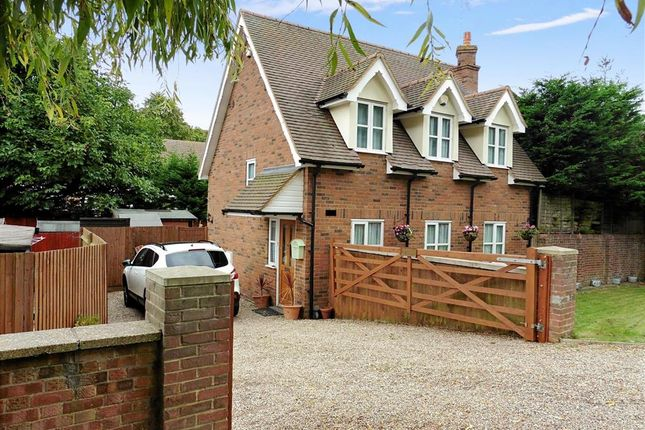 Thumbnail Detached house for sale in Paringdon Road, Harlow, Essex