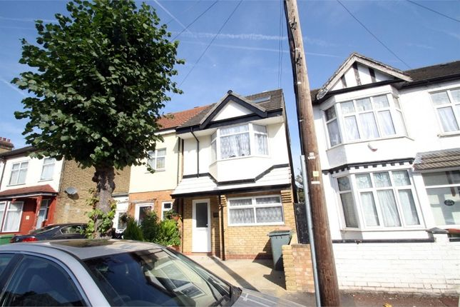 Thumbnail Terraced house to rent in Sheringham Avenue, Manor Park, London