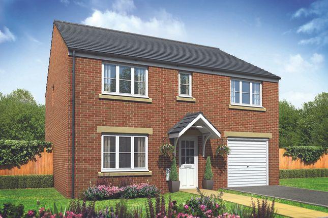 "Thumbnail Detached house for sale in ""The Taunton"" at Maindiff Drive, Llantilio Pertholey, Abergavenny"