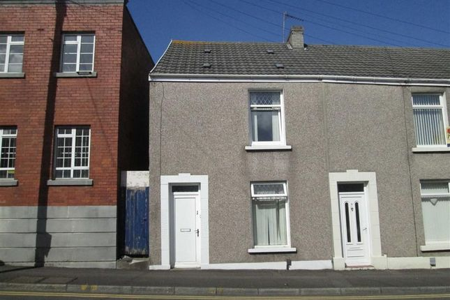 2 bedroom end terrace house for sale in Beach Street, Swansea