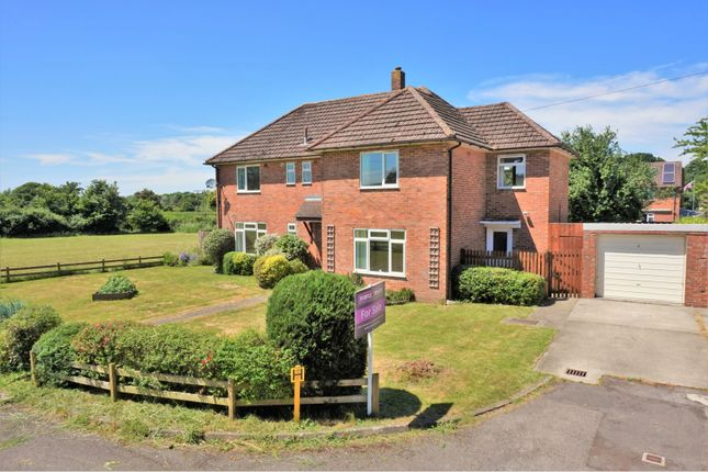 Thumbnail Detached house for sale in Edinburgh Road - Lower Compton, Calne