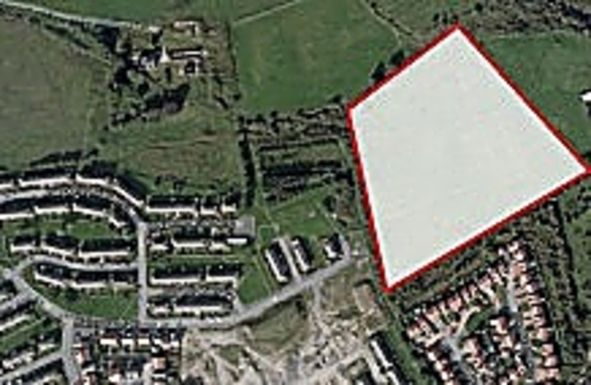 Thumbnail Land for sale in Development Land Off Balmoral Avenue, Catchgate, Stanley, County Durham