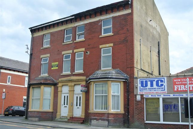 Thumbnail Flat for sale in Talbot Road, Blackpool