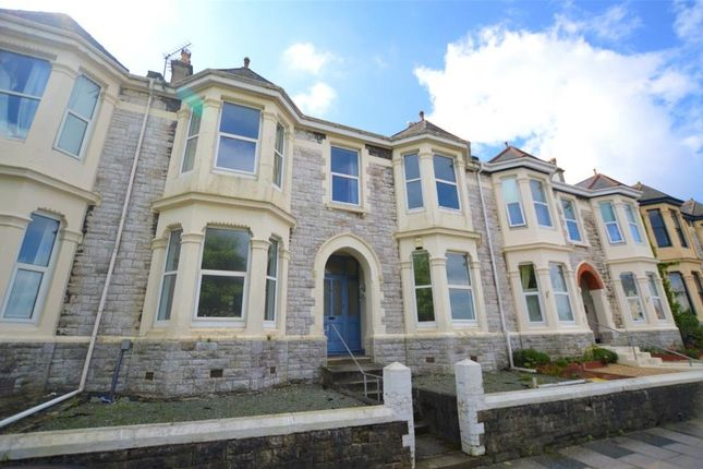 Thumbnail Flat for sale in Gordon Terrace, Mutley, Plymouth
