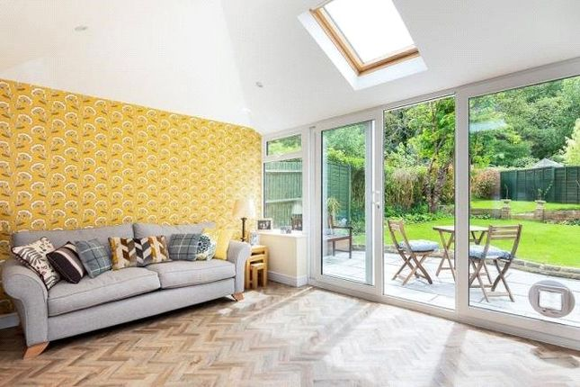 Thumbnail Bungalow for sale in Upper Broadmoor Road, Crowthorne, Berkshire