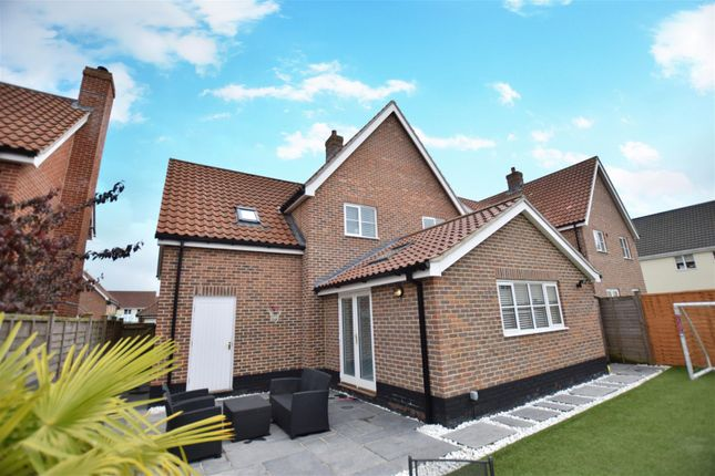 3 bed detached house for sale in Mulbarton, Norwich