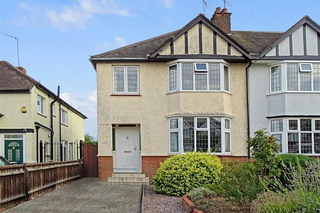 Thumbnail Semi-detached house for sale in First Avenue, Chelmsford
