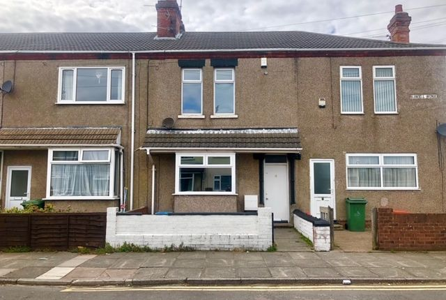 Thumbnail Terraced house to rent in Blundell Avenue, Cleethorpes