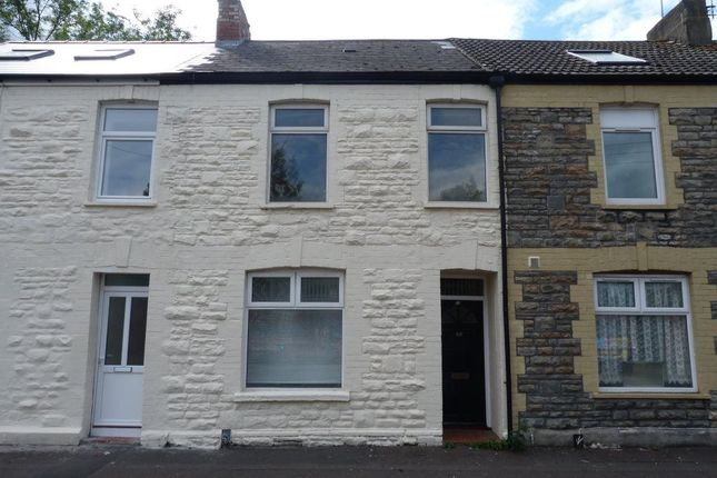 Thumbnail Property to rent in Cranbrook Street, Cathays, Cardiff