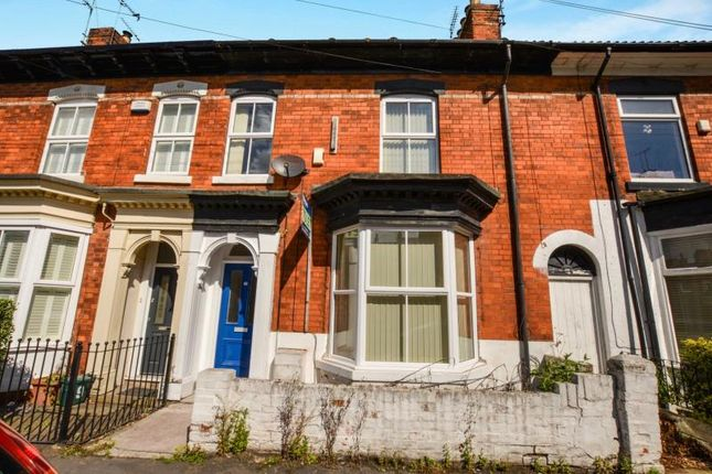 Thumbnail Terraced house to rent in Hinderwell Street, Princes Avenue, Hull