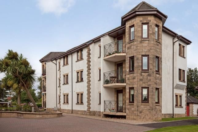 Thumbnail Flat for sale in Bowen Craig, .0Largs, North Ayrshire