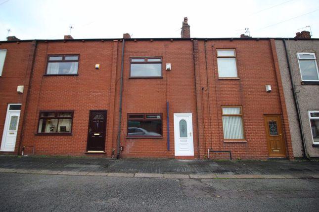 3 bed terraced house to rent in Ridyard Street, Platt Bridge, Wigan WN2