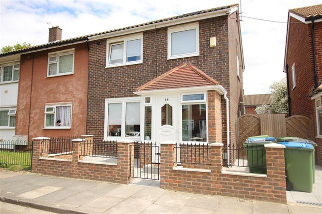 Thumbnail Terraced house for sale in Luffield Road, Abbey Wood, London