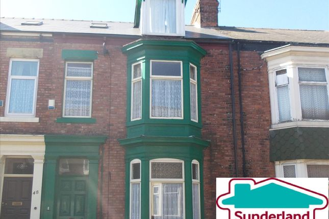 Thumbnail Flat to rent in Otto Terrace, Sunderland